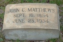 John Calhoun Matthews