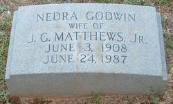 Nedra <i>Godwin</i> Matthews