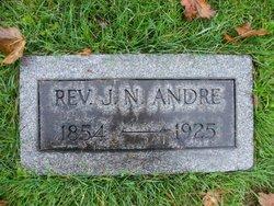 Rev Joseph Newton Andre