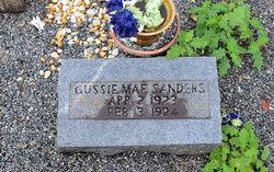 Gussie Mae Sanders