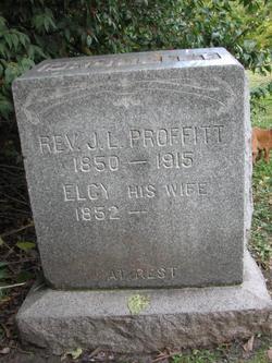 Rev James Lafayette Proffitt