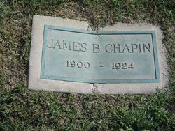 James B Chapin