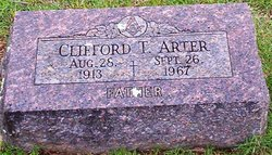 Clifford T Arter