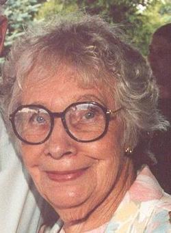 Bessie E. Betty Bernheisel