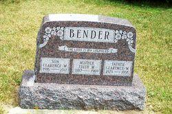 Edith May <i>Schenck</i> Bender