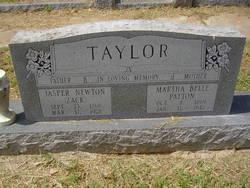 Jasper Newton Zack Taylor