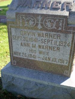 Orvin Warner