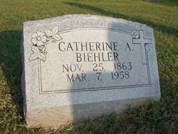 Catherine A Katie <i>Zeka</i> Biehler