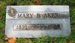 Mary B. Aker