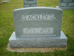 Vira G. Ackley