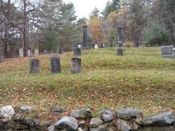 West Halifax Cemetery