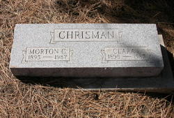 Clara Inez <i>Phillips</i> Chrisman