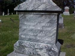 Margaret Elizabeth <i>Matkins</i> Bales