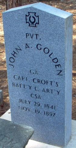 John A. Golden
