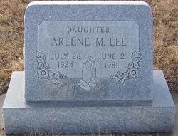 Arlene M. Lee