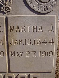 Martha Jane <i>Dillingham</i> Hogge