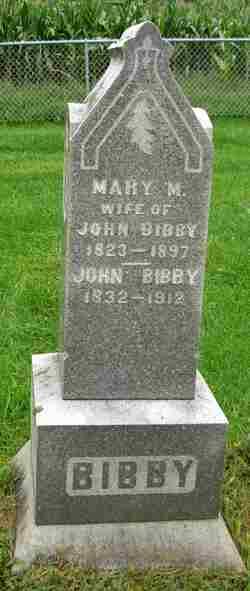 Mary M. <i>McMilan</i> Bibby