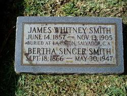 Bertha <i>Singer</i> Smith