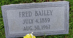 Fred Bailey