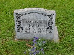 Charles G Bailey