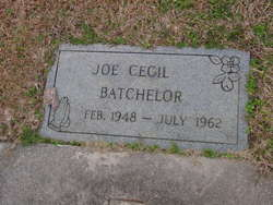 Joe Cecil Batchelor