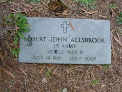 Robert John Allsbrook