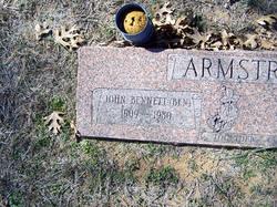 John Daniel Bennett Armstrong