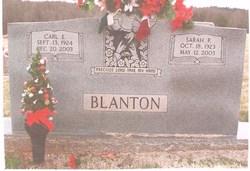 Carl Edward Blanton