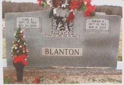 Sara Lee <i>Pearson</i> Blanton