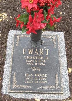 Mary Ida <i>Hooe</i> Ewart