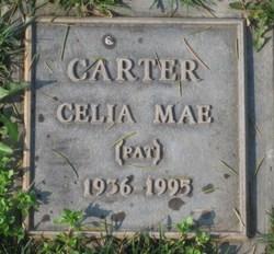 Celia Mae Pat <i>Morris</i> Carter