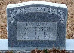 Lee Marie Patterson