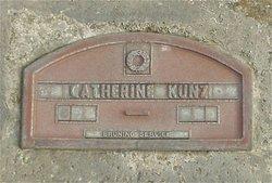 Catherine Kunz