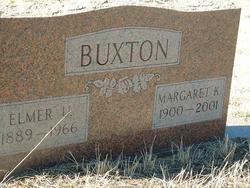 Margaret [Marge] <i>Klauser</i> Buxton