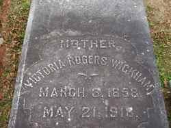 Victoria <i>Rogers</i> Wickham