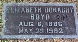 Elizabeth <i>Donaghy</i> Boyd