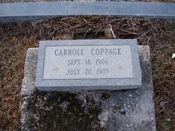 Carroll Coppage