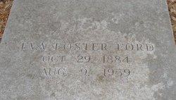 Eva <i>Foster</i> Ford