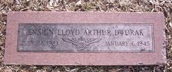 Ens Lloyd Arthur Dworak