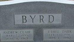 Ethel <i>Dark</i> Byrd