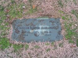 Charles Burton Alexander