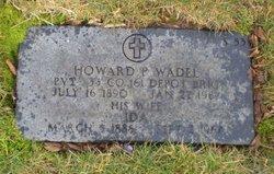 Howard Payne Alexander Wadel