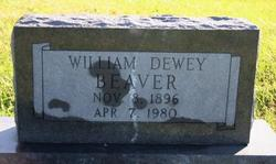 William Dewey Dewey Beaver