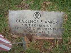 Clarence Sherman Amick