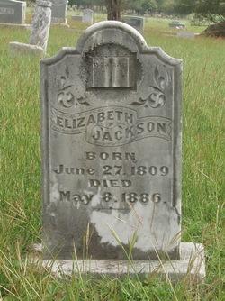Elizabeth <i>Calvert</i> Jackson