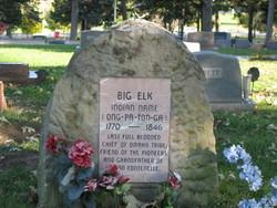 Big Elk Ong-pa-ton-ga