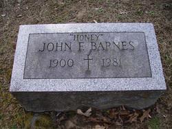 John Francis Barnes