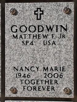 Nancy Marie <i>McCarthy</i> Goodwin