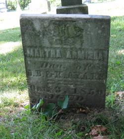 Martha Armimda Ayers