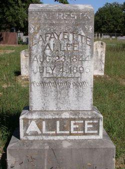 Andrew Lafayette Fate Allee
